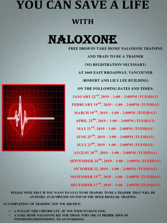 Naloxone Drop-In